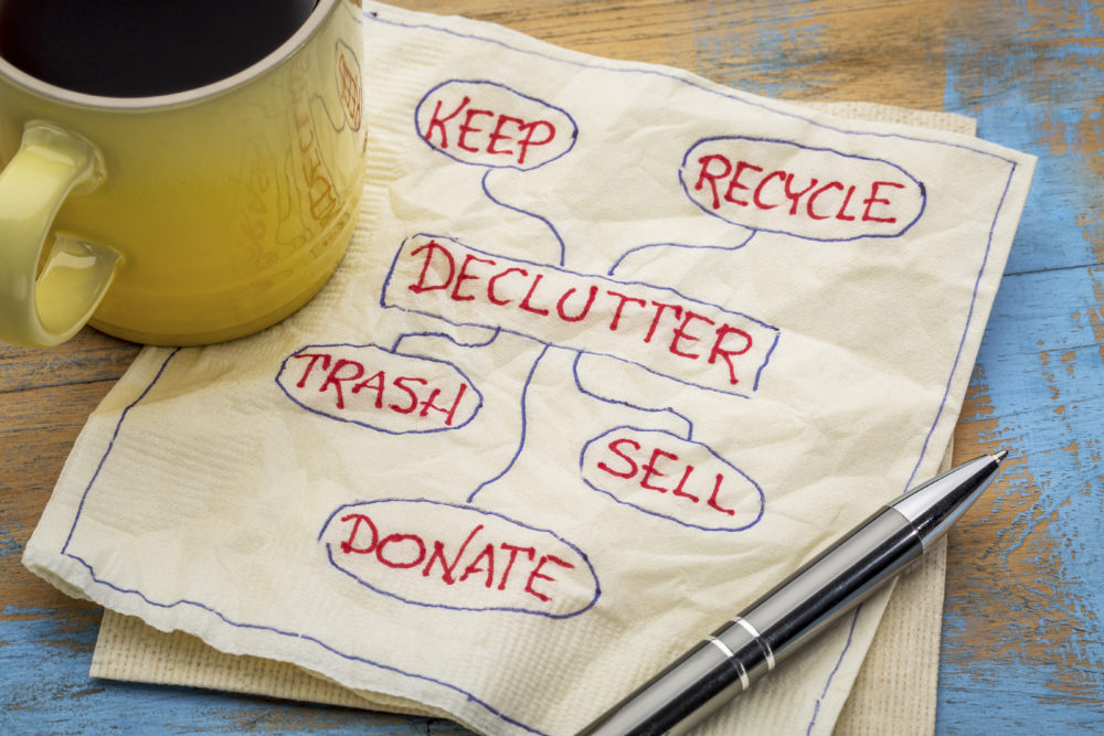 Tips for Removing Clutter From Your Home