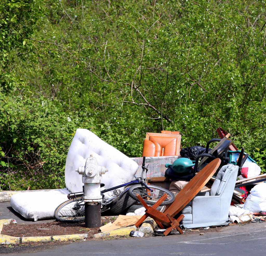 Considerations When Cleaning Out an Evicted Tenant's Space