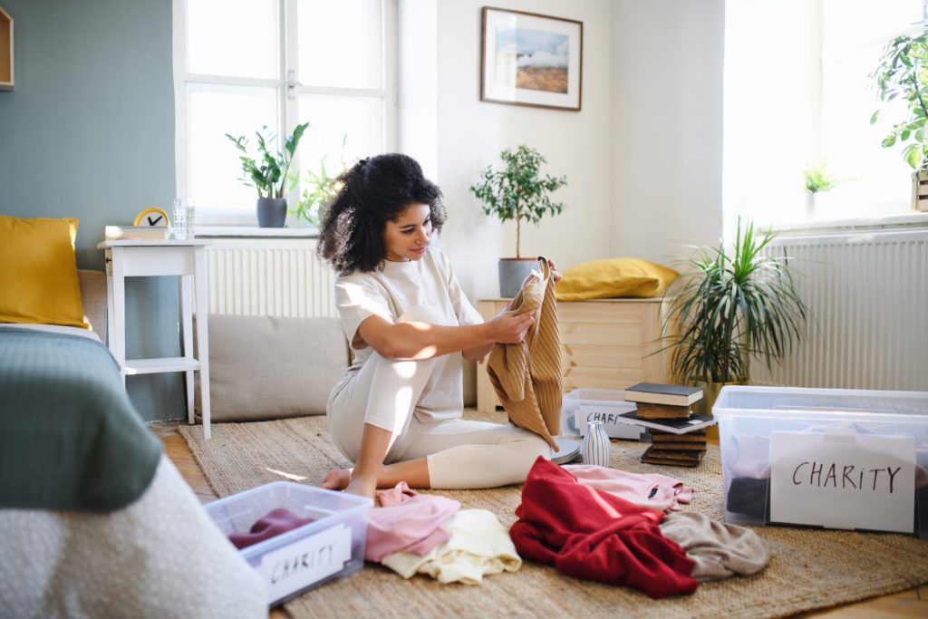 Three Tips to Help You De-clutter Throughout the Year